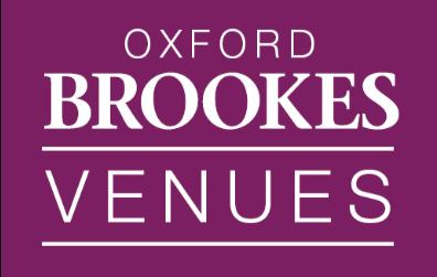 Oxford Brookes Venues